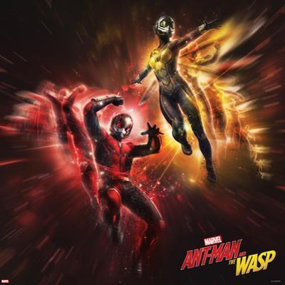 Ant-Man and the Wasp - Ant-Man and the Wasp in Flight