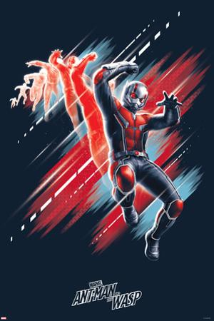 Ant-Man and the Wasp - Ant-Man Leaping