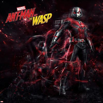 Ant-Man and the Wasp - Ant-Man's Amazing Suit