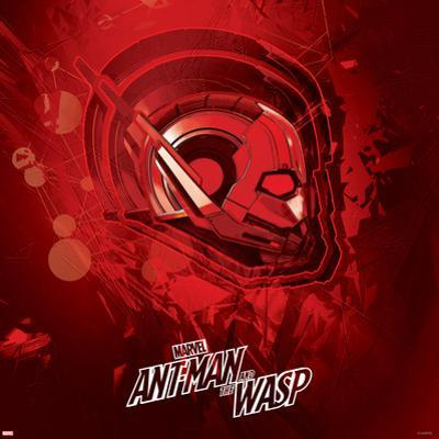 Ant-Man and the Wasp - Ant-Man's Helmet