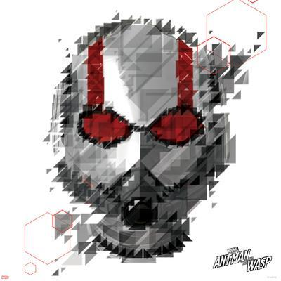 Ant-Man and the Wasp - Artistic Ant-Man Helmet