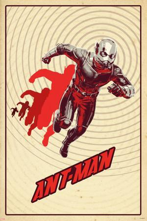 Ant-Man and the Wasp - Retro Ant-Man