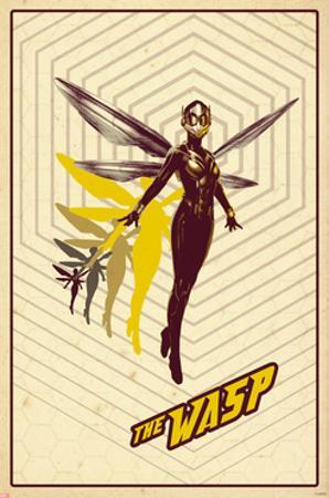 Ant-Man and the Wasp - Retro Wasp