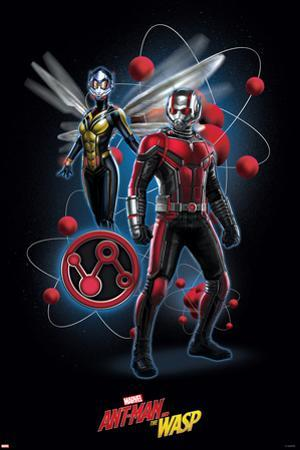 Ant-Man and the Wasp - Sub-atomic Superheroes