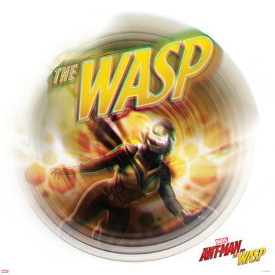 Ant-Man and the Wasp - The Wasp Close-Up