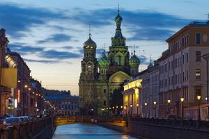 Church of the Savior on Spilled Blood. St. Petersburg, Russia by Antartis