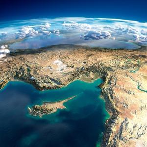 Fragments of the Planet Earth. Fragments of the Planet Earth. Cyprus, Syria and Turkey by Antartis