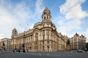 Old War Office Building, Whitehall, London, Uk by Antartis
