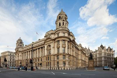 Old War Office Building, Whitehall, London, Uk