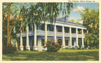Antebellum Mansion, Baton Rouge, Louisiana