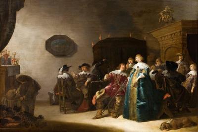 Merry Company, 1633