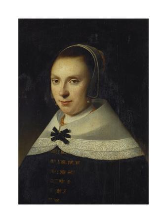 Portrait of a Young Woman, 1654