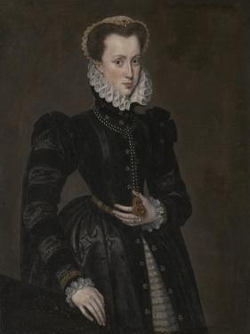 Portrait of a Court Lady, 1560-70 by Anthonis van Dashorst Mor