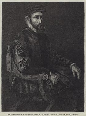 Sir Thomas Gresham by Anthonis van Dashorst Mor