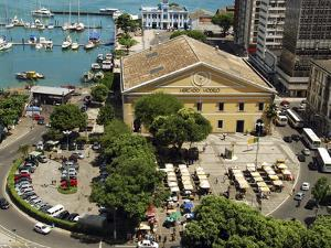 Marina, Salvador, Bahia, Brazil by Anthony Asael