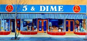 5 and Dime, 2016 by Anthony Butera