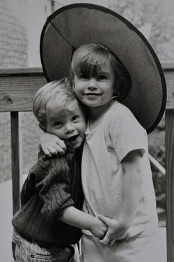 Brother and Sister, 1994, by Anthony Butera