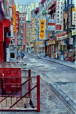 Chinatown, NYC by Anthony Butera