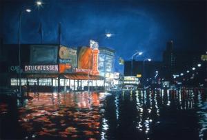 Coney Island by Anthony Butera