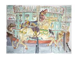 New Orleans, Carousel, 1998 by Anthony Butera