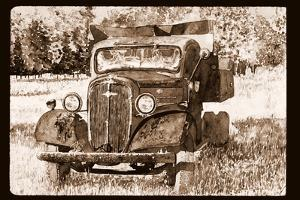 Old Truck, Pennsylvania Field, 2015 by Anthony Butera