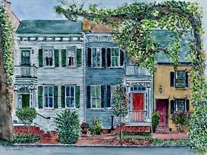 Savannah, Georgia by Anthony Butera