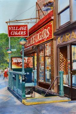 Village Cigars, 2013 by Anthony Butera
