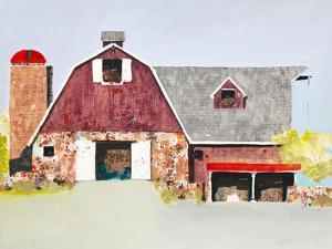 Barn No. 2 by Anthony Grant