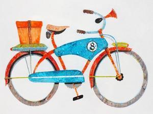 Bike No. 8 by Anthony Grant