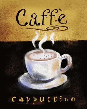 Caffé Cappuccino by Anthony Morrow