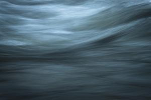 Light End Of Silky Waves by Anthony Paladino