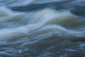 Rushing Water by Anthony Paladino
