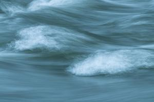 Waves With Turnulence by Anthony Paladino