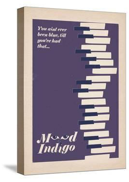 Mood Indigo by Anthony Peters