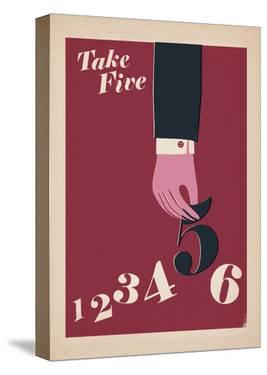 Take Five by Anthony Peters