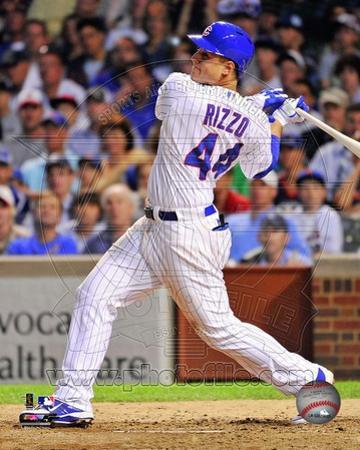 Anthony Rizzo 2012 Action