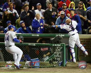 Anthony Rizzo & David Ross Game 5 of the 2016 World Series