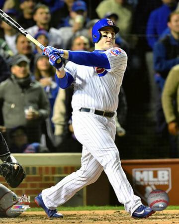 Anthony Rizzo Game 5 of the 2016 World Series