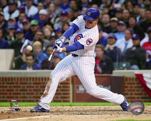 Anthony Rizzo hits a solo Home Run Game 4 of the 2015 National League Division Series