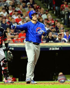 Anthony Rizzo Home Run Game 6 of the 2016 World Series