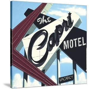 Capri Motel by Anthony Ross