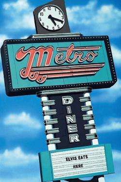 Metro Diner by Anthony Ross