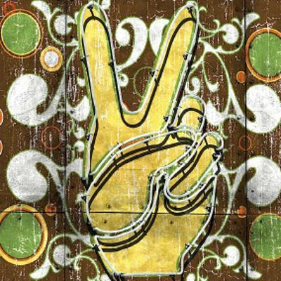 Peace I by Anthony Ross