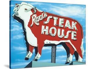 Rod's Steakhouse by Anthony Ross