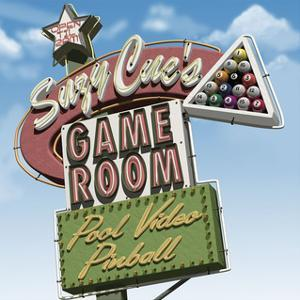Suzy Cue's Game Room by Anthony Ross