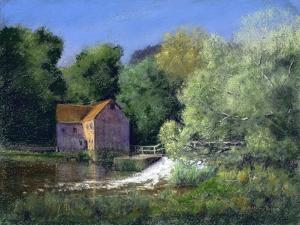 Springtime at the Mill II, 2009 by Anthony Rule