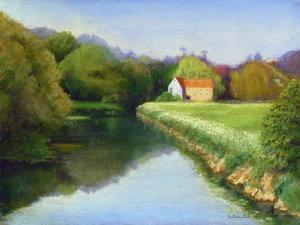 The Mill on the Stour, 2004 by Anthony Rule