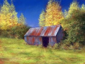 The Old Tin Shack, 2010 by Anthony Rule