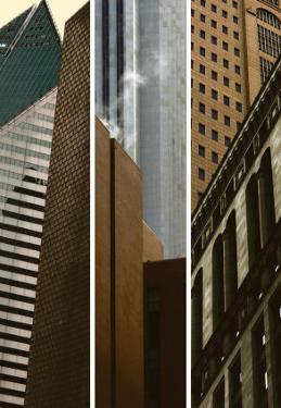 Convergence I, II, III by Anthony Tahlier