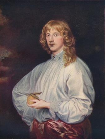 'James Stuart, Duke Of Richmond And Lennox With His Attributes', 1634 by Anthony Van Dyck